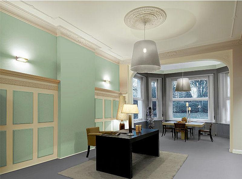 Uberlegen Beispielsbild: Moderne Wandgestaltung Mit Caperol Farben / Erstellt Mit  Caparol Onlinestyler